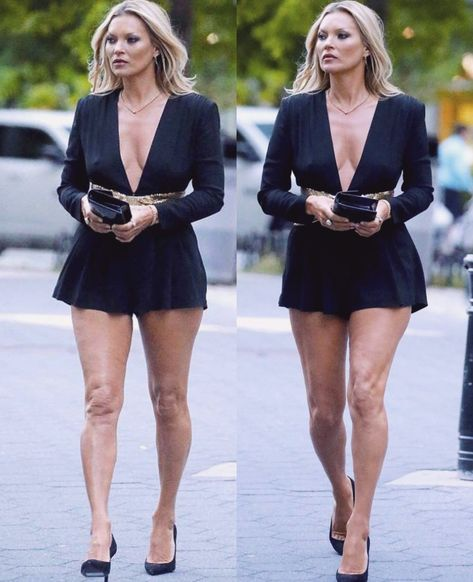 H*ll to the Nah!!      Kate Moss ✾