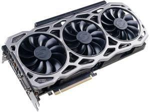Evga Geforce Gtx 1080 Ti Ftw3 Gaming 11g P4 6696 Kr 11gb Gddr5x Icx Technology 9 Thermal Sensors Rgb Led G P M Computer