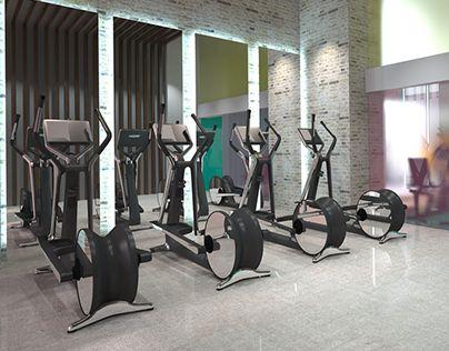 Die besten 25+ Gym center Ideen auf Pinterest Fitness-studio - ideen heim fitnessstudio einrichten