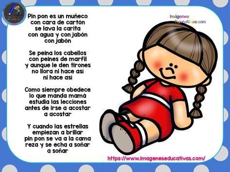 390 Ideas De Poema Rimas Canciones Poemas Infantiles Canciones Poesias Infantiles