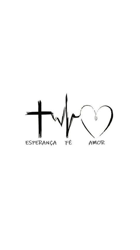 Hope, faith and love!   - reflexao - #faith #Hope #Love #reflexao