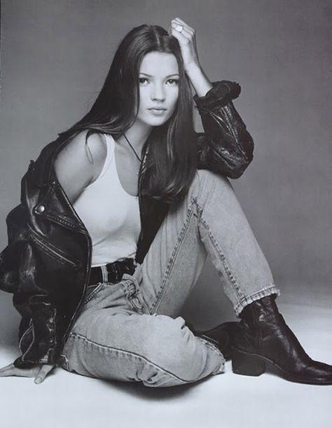 Мода 90-х   MODA блог   icon s looks в 2019 г.   Мода, Кейт мосс и ... d3f3fe784c5
