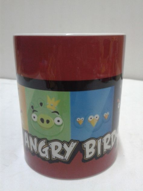 Decora tus sorpresas y obsequios  con los Angry Bird.
