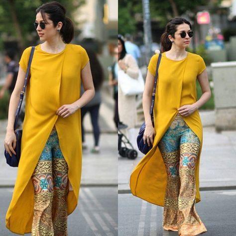Pınar Baysal rocking in our angel flare pants ⚡️