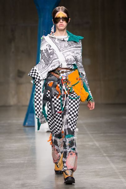 Fashion East Autumn/Winter 2017 Ready-to-wear Collection | British Vogue