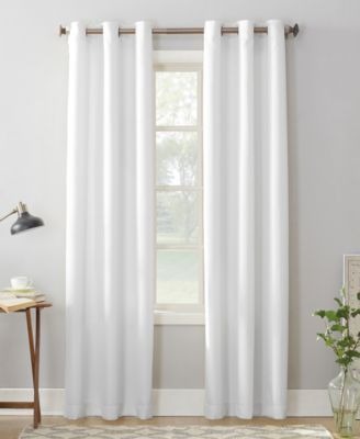 No 918 Closeout Montego 48 X 95 Grommet Top Curtain Panel