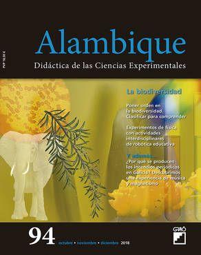 Alambique Didactica De Las Ciencias Experimentales Aldizkaria