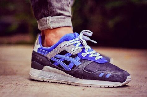 asics gel lyte iii alvin purple sale
