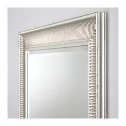 SONGE Specchio - color argento   ikea   Specchi da parete ...