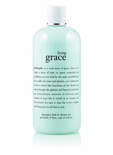 Philosophy Living Grace Shampoo Shower Gel And Bubble Bath 16 Ounce Price