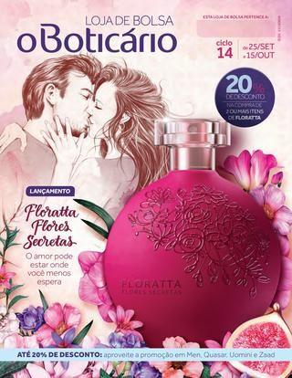 Loja De Bolsa Boticário Ciclo14 2017 Perfume Cosmetics Perfume Perfume Bottles