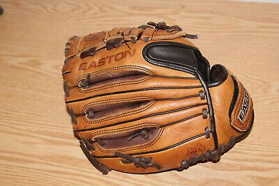 Easton Baseball Glove Ne12y Youth Model Natural Elite Pro In 2020 Easton Baseball Baseball Glove Baseball