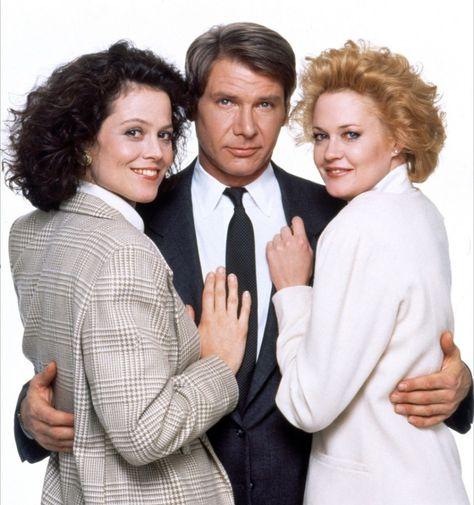 working girl | Working Girl, quand les Femmes s'en mèlent - Harrison Ford ...
