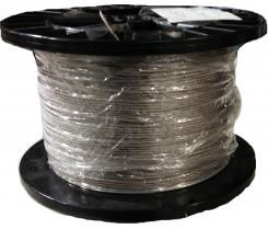 1 16 7x7 Stainless Steel Aircraft Cable T304 250ft 500ft Or 1000ft Spool In 2020