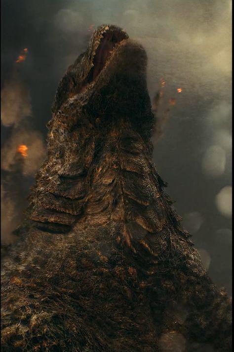 Godzilla vs kong wellpaper