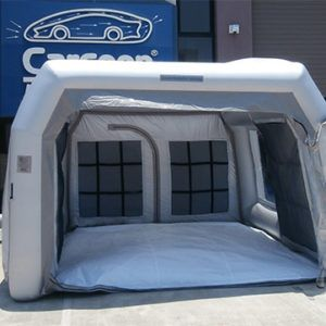 Small Paint Booth/Inflatable Buildings/inflatable car tent /inflatable paint booth Material & 7 best inflatable paint booth images on Pinterest | Paint booth ...