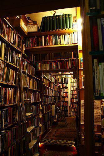 Stacked Bookshelves Bibliotheque De Reve