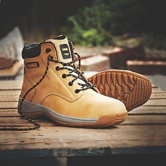 af061083d79 DeWalt Bolster Safety Boots Honey Size 12 in 2019 | Dewalt tools ...