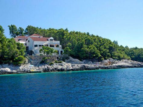 Beach Villa Croatia Island Korcula