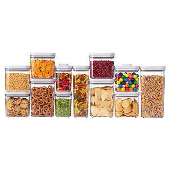 Oxo Softworks 12 Piece Pop Container Set Things I Bought And