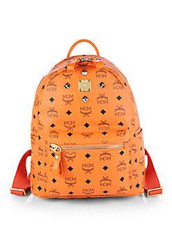 MCM - Studded Stark Backpack