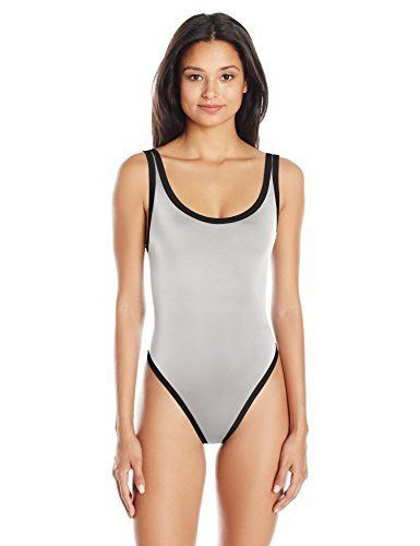 Body Glove Womens Rocky One Piece Swimsuit with Strappy Back Detail