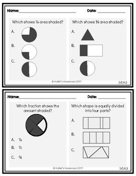 Map Math Practice NWEA MAP 3rd Grade Math Practice Questions [RIT 192 202] | nwea