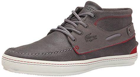 950d11ee5010b6 Lacoste Men s Meyssac Deck Fashion Sneaker
