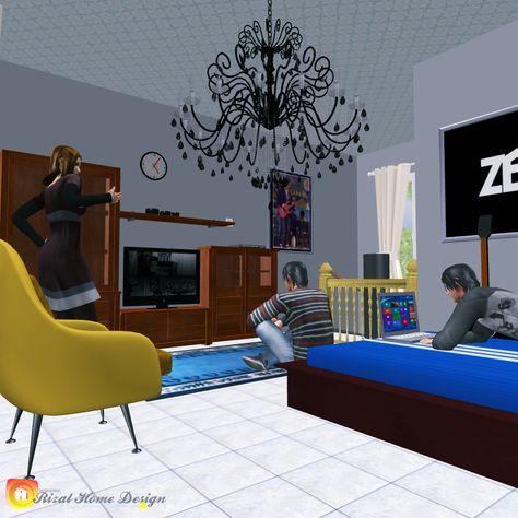 Rizal AMD-RVH: Cara Membuat Desain Rumah 3D Dengan Sweet Home 3D | Science | Pinterest & Cara Desain Rumah 3d \u0026 Desain-rumah-minimalis-2-lantai-2016 Desain ...
