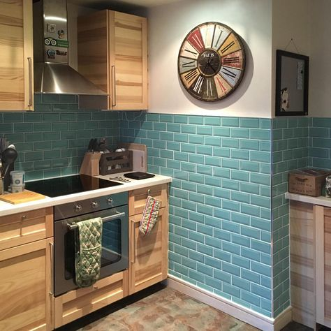 Varenne Le Teal Tiles In 2020