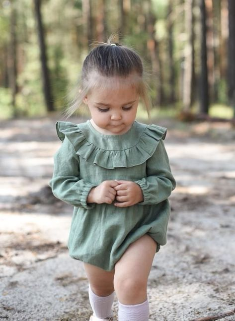 TsiomikKids on Etsy is a beautiful handmade children's label created by the lovely Kate Bilyk and based in the ancient European City of Kyiv Little Girl Outfits, Kids Outfits Girls, Cute Outfits For Kids, Little Girl Fashion, Cute Little Girls, Cute Baby Girl, Toddler Fashion, Fashion Kids, Cute Babies