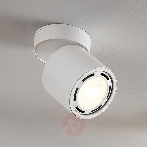 Moderne Strahler Von Lampenwelt Com Weiss Led Spots Led Strahler Und Gartenstrahler Led
