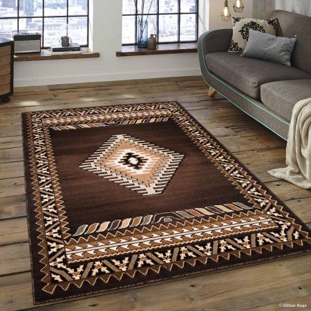 Woven High Quality High Density Double Shot Drop Stitch Carving 7 10 X 10 2 Walmart Com Southwest Area Rugs Area Rugs Rugs