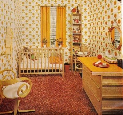 19 Kinderzimmer gelb orange
