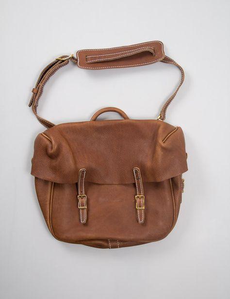 Yuketen Vintage Peanut English Bag  527ed3fc67384
