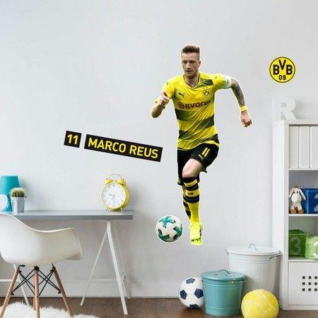 Wandsticker Marco Reus Fan Fussballspiel Wandtattoo Fussball