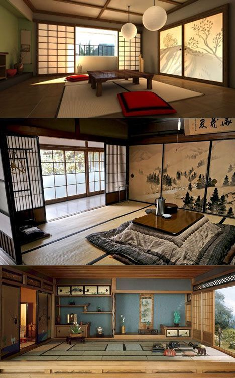 Japanese Bedroom Design Ideas Are Supposed To Resemble Japanese Lifestyle And Are Passably Rich Japanese House Traditional Japanese House Japanese Style House