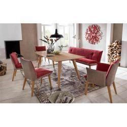 Standard Furniture Ottawa Esstisch 160x90cm Eiche Natur