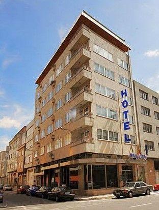 Hotel Moncarsol En Carballo 2 Nº Habitaciones 38 Nº