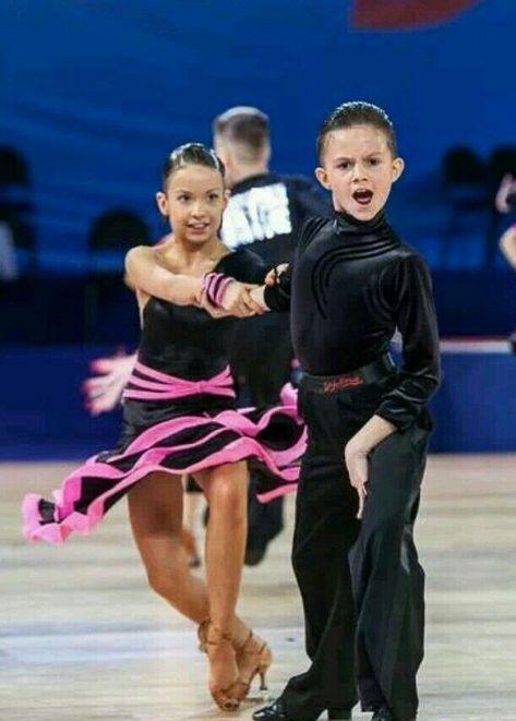 Παιδικά Παπούτσια Χορού Λάτιν   MelizDanceShop
