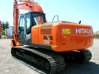 Tehnik Alat Berat Cara Stel Tekanan Hidrolik Excavator Hitachi Zx 20 Penekanan Pasangan