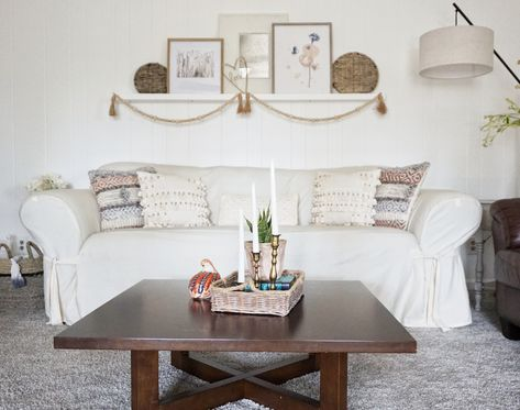 Neutral Valentines Living Room Diy Rustic Hearts Room Living Room Home Decor