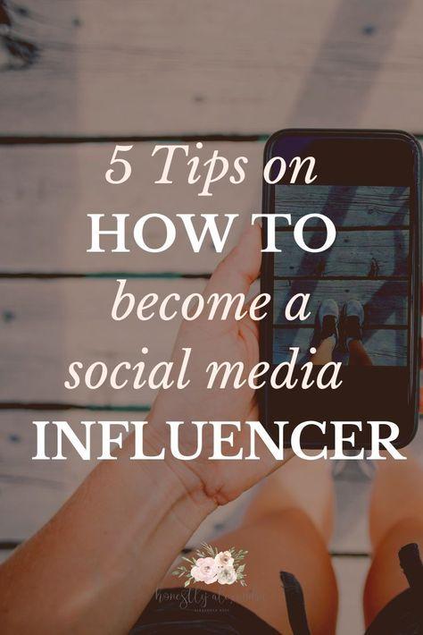 How to Become a Confident & Fearless Social Media Influencer - Honestly Alexandra