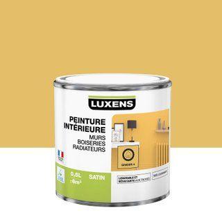 Peinture Ginger 4 Satin Luxens 05 L En 2019 Peinture Mur
