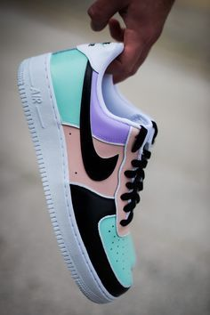 Nike Air Force 1 Have A Nike Day | THE CUSTOM MOVEMENT | Sapatos ...