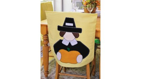 Tremendous Pilgrim Chair Covers Thanksgiving In 2019 Christmas Gmtry Best Dining Table And Chair Ideas Images Gmtryco
