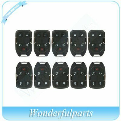 Ad Ebay Link 10pcs For 2018 2019 Gmc Terrain Smart Key Proximity