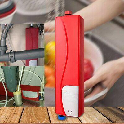 Ebay Sponsored Neu Elektronisch Tankless Durchlauferhitzer Einstellen 220v 3000w Abs 0 45 Rot In 2020 Durchlauferhitzer Elektroniken Ebay