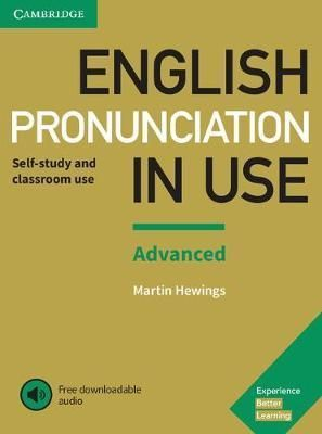 English Pronunciation In Use Advanced Book With Answers And Downloadable Audio English Pronunciation Learning Pronunciation English English Reading