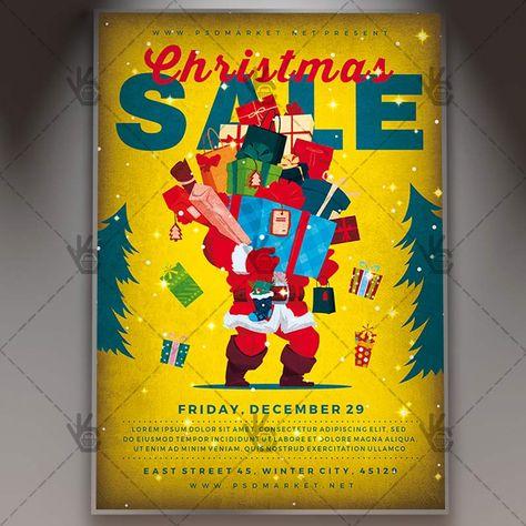 merrychristmas Christmas Sale - Winter Flyer...